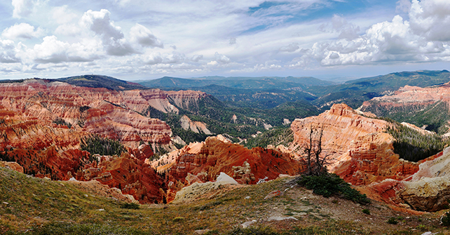 Cedar Breaks Lodge in Brian Head, Utah