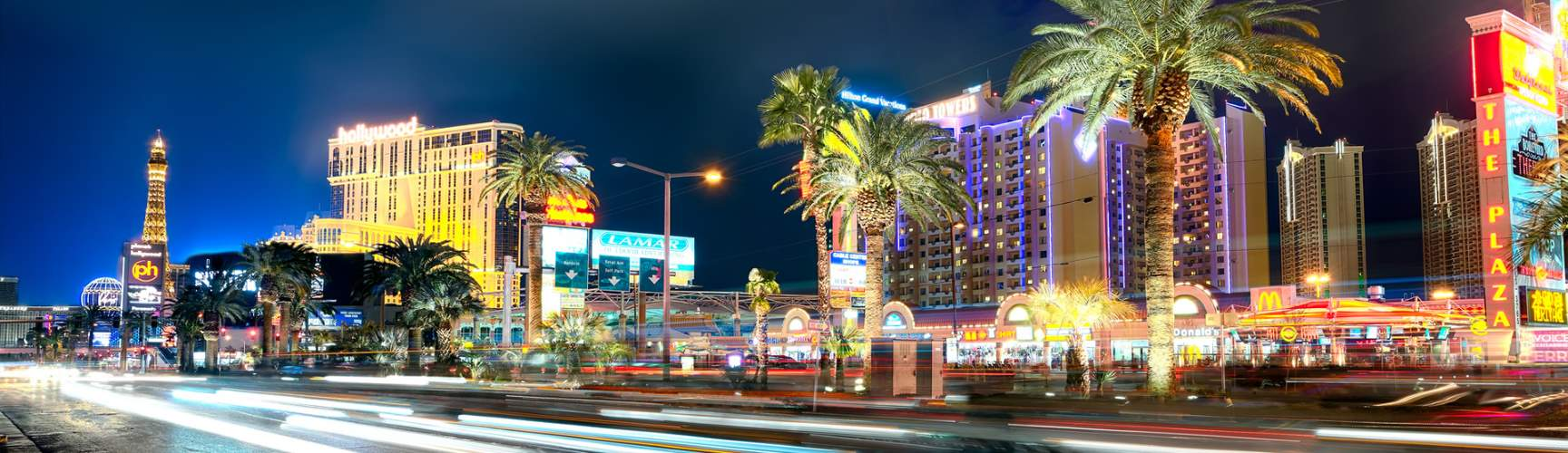 Experience the Iconic Las Vegas Strip